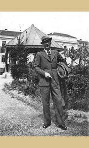 Pavle tokom promenade u Parčiću