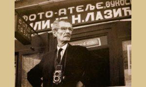 Ilija Lazić šezdesetih