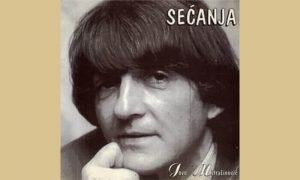 """CD """"Sećanja"""" Jova Mitrašinovića"""