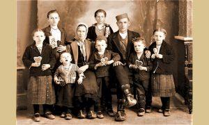 U starom Užicu smisao braka brojna deca. Za svako po licidersko srce i deca sretna