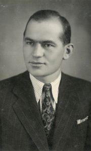 Kosta Despotović 1935. god.