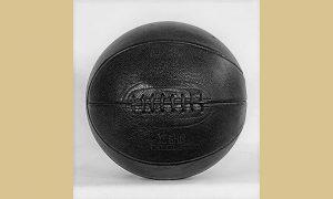 Prva košarkaška lopta koja je stigla u Srbiju 1923. godine