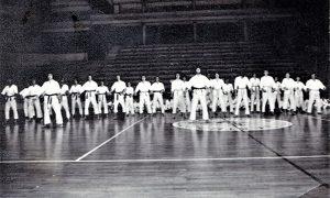 """Karate klub """"Sloboda"""" u punoj snazi u Hali sportova"""
