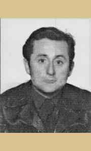 "Prvi predsednik Karate kluba ""Sloboda"" Nikola Cerovac"
