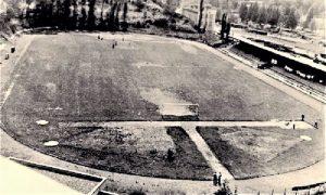 Stadion pedesetih i šezdesetih godina 20. veka