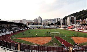 Novi stadion, izgrađen 2012.