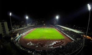 Noćna utakmica na novom stadionu
