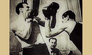 Ilić- Jejo boksuje za prvaka u teškoj kategoriji Kraljevine Jugoslavije