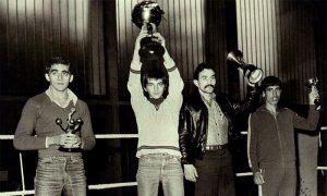 S leva Vladan Savić, i Dušan Šmakić koji je osvojio turnir Užička republika