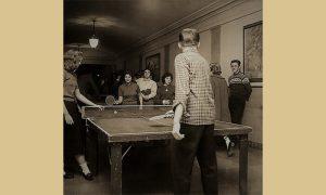 Tokom pedesetih i šezdesetih u Sokolani se rado igrao ping pong, popularan i među devojkama, kao danas bilijar