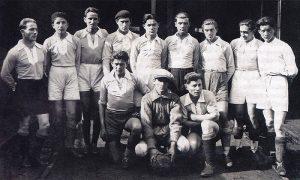 Ekipa FK Železničara 1936. godine