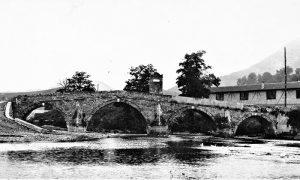 Касапчића мост крајем 19. века