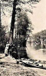 Jezerce u Velikom parku