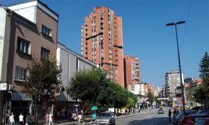 Glavna ulica i Đerina zgrada danas