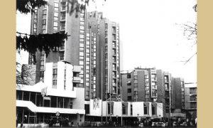 """Blok """"Zlatibor"""" nakon završetka"""