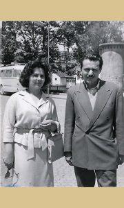 Dr Luka i njegova Kruna - Vida pedesetih godina 20. veka