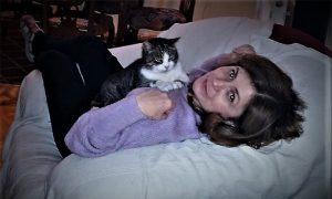 Dr Ivanka, kao većina dobrih ljudi voli mačke