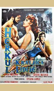 Plahata za film o Herkulesu