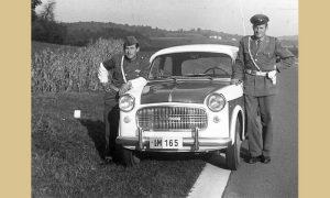 Narodna milicija na početku šezdesetih godina 20. veka