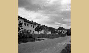 Centar Čajetine 1961. godine