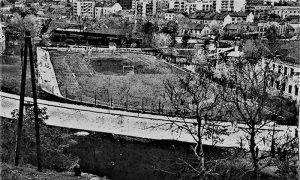 Sporski tereni ispred Sokolane