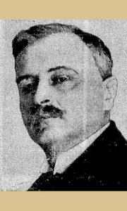 Инжињер Андра Станић, један од најзаслужнијих за развој железнице у Србији