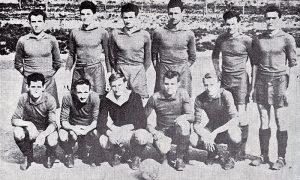 Tim FK Slobode na početku šezdesetih