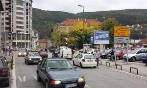 Pašićeva ulica danas - u saobraćajnom špicu
