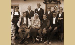 Fotografije Ilije Lazića svatova iz okoline Užica