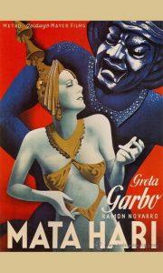 Plakat filma Mata Hari
