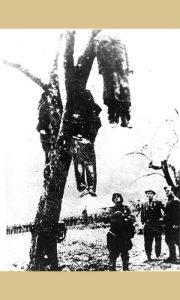 Ratni Zločinac Hans Kol u civilu