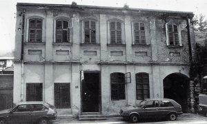 Kuća u kojoj je bila prva užička poljoprivredna apoteka