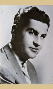 Predrag Cune Gojković fotografija iz 1962. godine