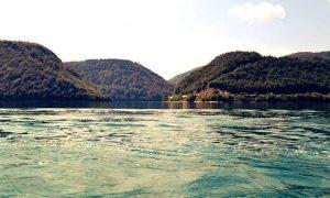 Zlatarsko Jezero - Kokin brod danas