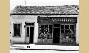 """Najpopularnija trgovačka radnja u to vreme bila je Gradinina """"Drina"""", koju su Užičani zvali po šefu """"Kod Popa"""""""