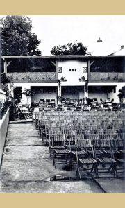 "Bašta bioskopa ""Zlatibor"""