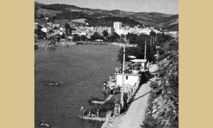 Užička plaža 1962.