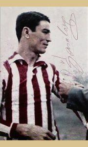 Dragoslav Šeki Šekularac i njegov autogram