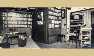 Prvi užički video klub Video radionica. Desno renta kaseta, levo studio za titlovanje i kopiranje filmova sa tehnologijom LaserVision