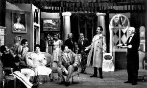 U starom užičkom Narodnom pozorištu 1962. godine
