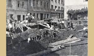 Tokom pedesetih i šezdesetih godina 20. veka Užice je bilo veliko gradilište
