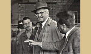 Poseta Petra Stambolića 1962. god.