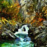 Skakavac,( Gogh), novembar 2004.god.