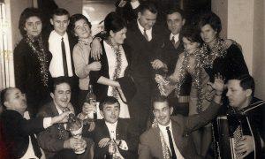 Užičani su u dobrom raspoloženju dočekali Novu 1963. godinu