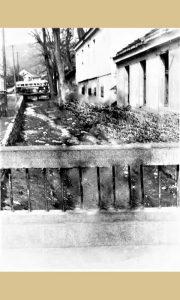 Lipski potok je danas pod betonom i asfaltom