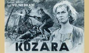 "Originalni plakat filma ""Kozara"""