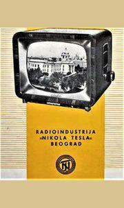 Prvi jugoslovenski - srpski televizor