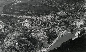 Panorama Užica, prva polovina šezdesetih