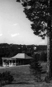 Mlečni restoran u leto 1963