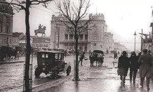 Beograd u vreme kada je Stanimir Todorović imao taksije